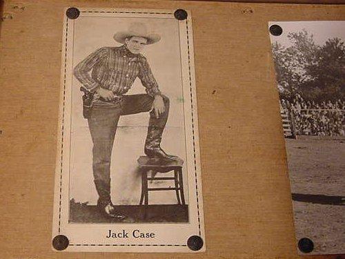 Jack Case archive: Jack Case at 101 Ranch