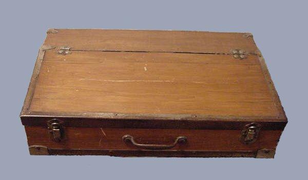 Jack Case archive: Jack Case pistol box